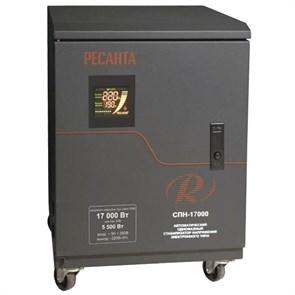 Ресанта СПН-17000 стабилизатор релейный