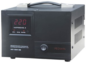 Ресанта АСН- 1 500 /1-ЭМ стабилизатор электромеханический