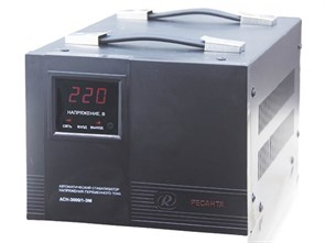 Ресанта АСН- 3 000 /1-ЭМ стабилизатор электромеханический
