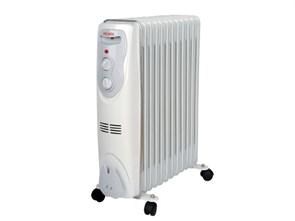 Масляный радиатор ОМ-12Н (2,5 кВт) Ресанта