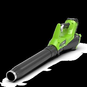 Greenworks G40ABK4, воздуходув аккумуляторный