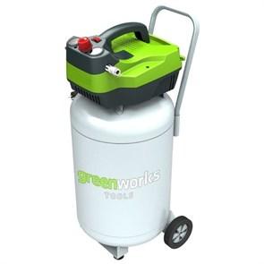 Greenworks GAC50V, компрессор электрический, 8 bar