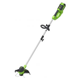 Greenworks G40LT30, триммер аккумуляторный