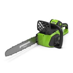 GreenWorks GD40CS40K2, цепная пила аккумуляторная