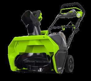 Снегоуборщик аккумуляторный Greenworks GD40SB