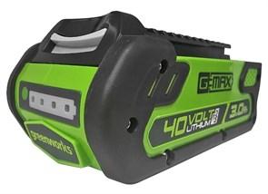 Аккумулятор GreenWorks G40B3, 40V, 3 А.ч