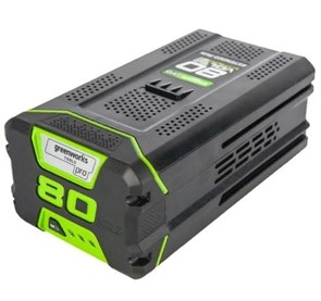Аккумулятор GreenWorks G80B4, 80V, 4 А.ч