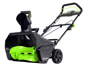 Снегоуборщик аккумуляторный Greenworks GD80STK2