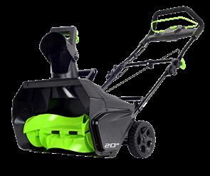 Снегоуборщик аккумуляторный Greenworks GD80STK4