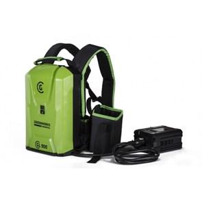 Ранцевый аккумулятор GreenWorks GC82B10BP, 82V, 12,5 А.ч
