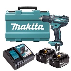 Makita DDF485RFE дрель аккумуляторная