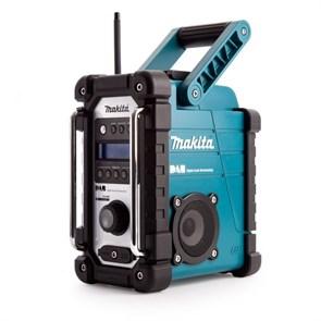 Makita DMR110 радио аккумуляторное