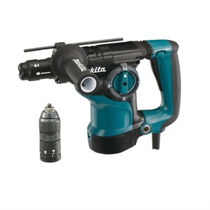 Makita HR2811FT перфоратор, SDS+, 800Вт