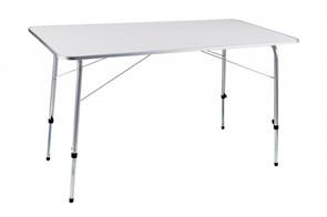 PICNIC 120  Складной стол с телескопическими ножками 120см