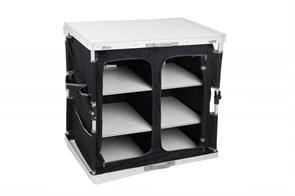 MASTER COOK Alu 84 XL  стол кухонный двухсекционный