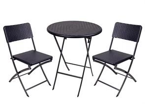 NICE Набор мебели складной (50363 Стол + 2 шт 50365 Стул)