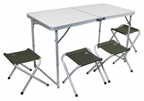 EVENT SET 120  набор стол+4 стула