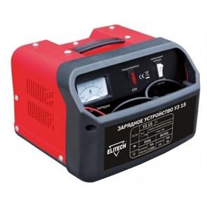ELITECH УЗ 15 устройство зарядное