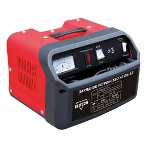 ELITECH УЗ 20-12 устройство зарядное