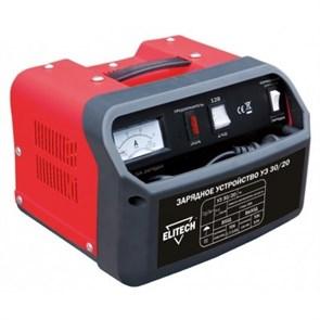 ELITECH УЗ 30-20 устройство зарядное