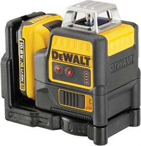 Нивелир лазерный DeWalt DCE0811D1R аккумуляторный