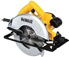 Пила дисковая электрическая DeWalt DW366