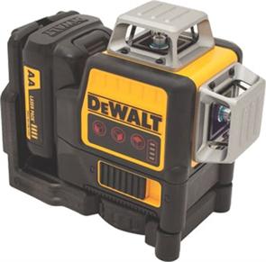 Построитель плоскостей лазерный DeWalt DCE089LR