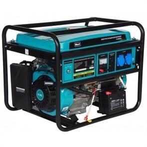 WERT G 6500ED  генератор бензиновый
