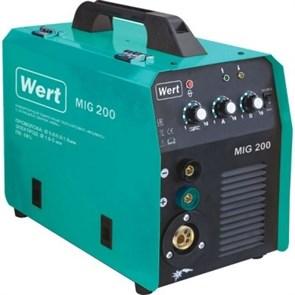 WERT MIG 200 инвертор, 4.4кВт