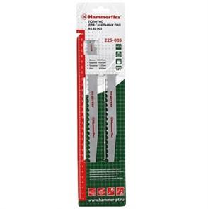 Полотно для сабельных пил Hammer Flex 225-005 (2шт)