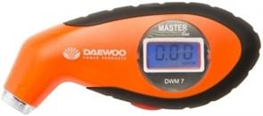 Автомобильный манометр электронный DAEWOO DWM 7