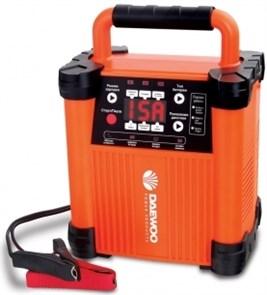 Зарядное устройство для автомобильного аккумулятора DAEWOO DW 1500
