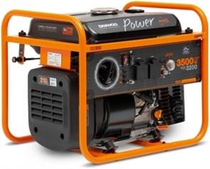 Инверторный генератор Daewoo GDA 3800i