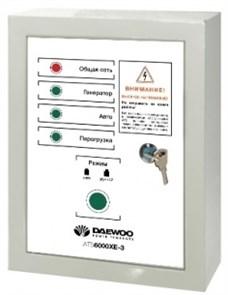 Блок автоматического управления генератором DAEWOO ATS15-380DDAE XE-3