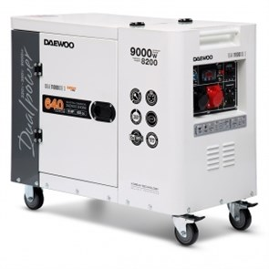 Дизельный генератор DAEWOO DDAE 11000DSE-3