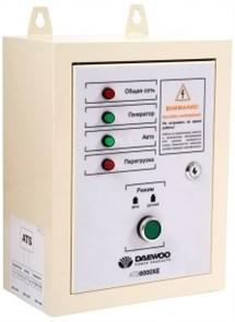 Блок автоматического управления генератором DAEWOO ATS15-220DDAE XE