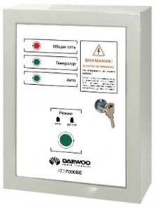 Блок автоматического управления генератором DAEWOO ATS15-220DDAE SE