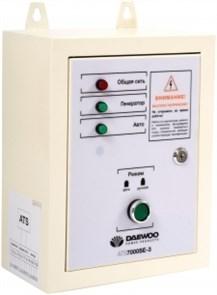 Блок автоматического управления генератором DAEWOO ATS15-380DDAE SE-3