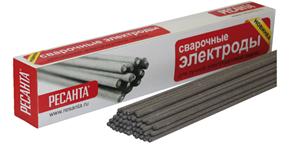 Электрод Ресанта МР-3, Ф 5,0 мм, пачка 0,8 кг