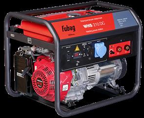 FUBAG WHS 210 DC бензиновый сварочный генератор
