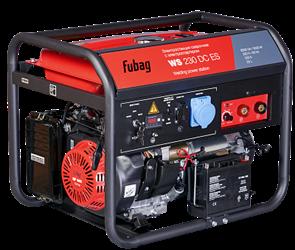 FUBAG WS 230 DC ES бензиновый сварочный генератор