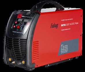 FUBAG  INTIG 320 T AC/DC PULSE + горелка FB TIG 18 5P 4m + модуль охлаждения + тележка