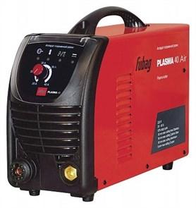 FUBAG PLASMA 40 Air + горелка FB P40 6m + Защитный колпак для FB P40 AIR (2 шт.)