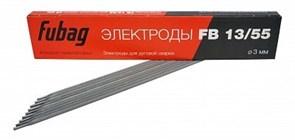 Электроды FUBAG FB 13/55, д. 3 мм, пачка 1 кг