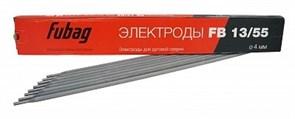 Электроды FUBAG FB 13/55, д. 4 мм, пачка 1 кг