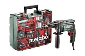 Metabo SBE 650 Set Ударная дрель, 600671870