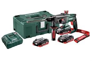 Metabo KHA 18 LTX Set Аккумуляторный перфоратор, 600210940