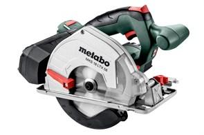 Metabo MKS 18 LTX 58 Аккумуляторная ручная дисковая пила, 600771840