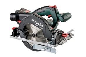 Metabo KS 18 LTX 57 Аккумуляторная ручная дисковая пила, 601857700