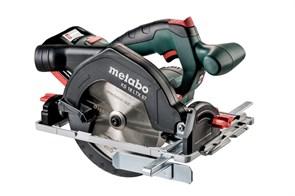 Metabo KS 18 LTX 57 Аккумуляторная ручная дисковая пила, 601857810
